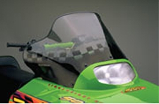 Arctic Cat Cobra Windshield 10-1067 ZR2 Chasis