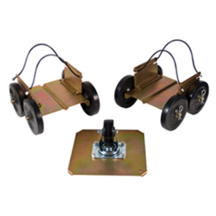 Power Wheels Drivable Dollies