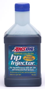 Amsoil Synthetic (HP) Blue (Quart)
