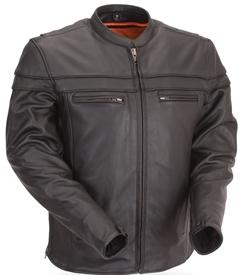 Men's Sporty Scooter Jacket