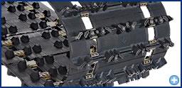 Camoplast Ice Attak Tracks 1.063 Lug 15 X 128 TR9037