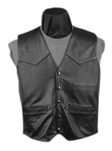 Traditional Four Snap Vest