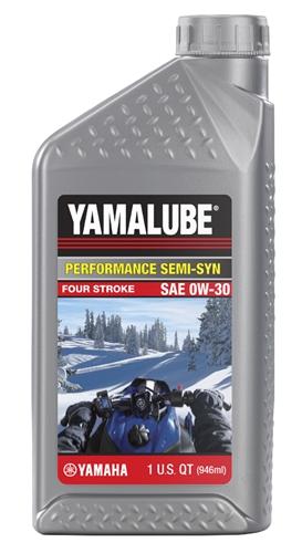 Yamalube (4 stroke) 0-30W Quart