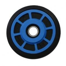 "Polaris Idler Wheels  6.375"" O.D. X .25mm"" I.DPD416817 Blue"