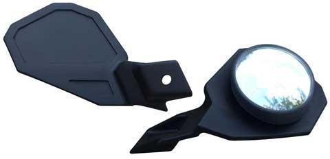 PowerMadd Handguard Mirror Set (both sides)