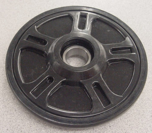 "Arctic Cat Idler Wheel 5.63"" O.D. X .787"" I.DBlack PD1604690, No Spokes"