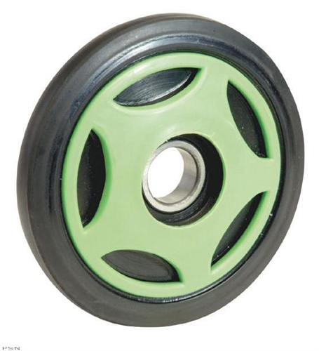 "Arctic Cat Idler Wheel 5.63"" O.D.  X .625"" I.D.green"