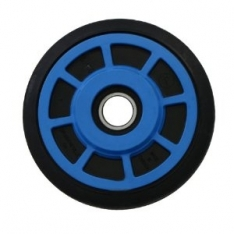 "Polaris Idler Wheels  6.375"" O.D. X .20mm"" I.DPD416827 Blue"