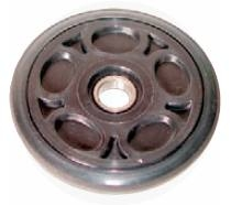 "Yamaha Idler Wheels (Black)5.25"" O.D X .20mm I.D.S96P"