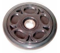 "Yamaha Idler Wheels (Black)7"" O.DX .20mm I.D.11-1338"