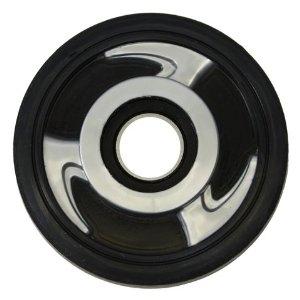 "Yamaha Idler Wheels (Silver)7.12"" O.D X .20mm I.D.12-4468"
