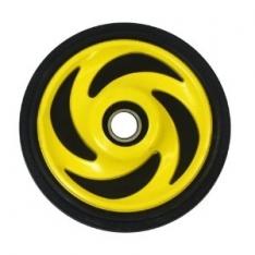 "Polaris Idler Wheels  5.38"" O.D. X .25mm"" I.DPD4300324 Screaming Yellow"