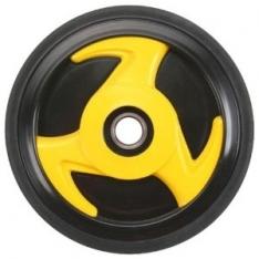 "Yamaha Idler Wheels (Yellow)5.20"" O.D X .25mm I.D.11-4466"