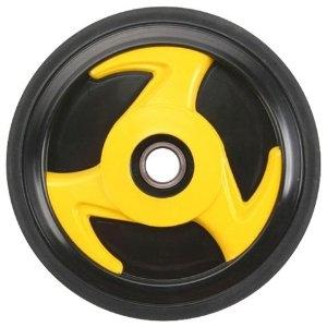 "Yamaha Idler Wheels (Yellow)7.12"" O.D X .20mm I.D.12-4470"