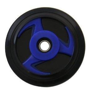 "Yamaha Idler Wheels (Blue)5.20"" O.D X .25mm I.D.11-4465"