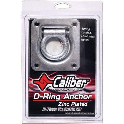 Caliber D-Ring Zinc Coated Anchors