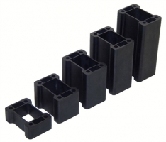 PowerMadd 4 inch  Non Pivot Riser Blocks