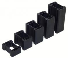 PowerMadd 3 inch  Non Pivot Riser Blocks