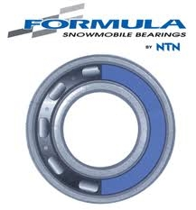 Idler Wheel Bearings (NTN Equivalent)Yamaha 47mm O.D.Equivalent to 6204-2RS
