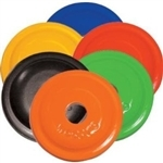 Woody's Round Aluminum Support Plates 48 pack(Colors)