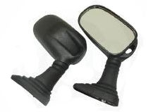 Polaris Tall Pivot Style Mirrors