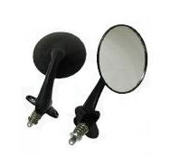 Deluxe Snowmobile Mirrors