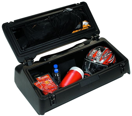 Kimpex Cargo Deluxe ATV Trunk (with Top Rails)