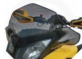 Cobra Windshield CLEAR for Ski-Doo REV XP 08-13 10-10937