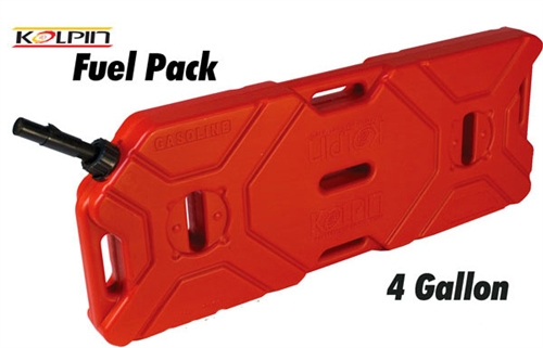 Kolpin Four Gallon Fuel Pack