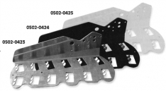 Tunnel Braces for Ski-Doo XM/XP/XR/XS