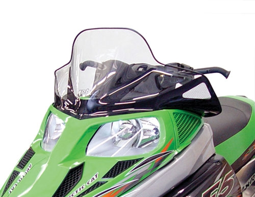 Arctic Cat Cobra Windshield F Series   Chassis 2007-2009