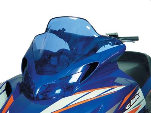 """Yamaha Cobra Windshield LOW """"14 SMOKE Tint Viper Chassis"""
