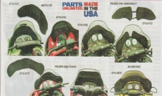 Windshield Bags by Parts Unlimited