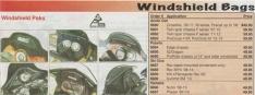 Skinz Windshield Paks