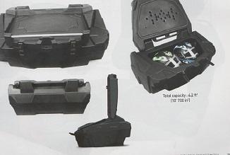 175L Cargo UTV Box By Kimpex